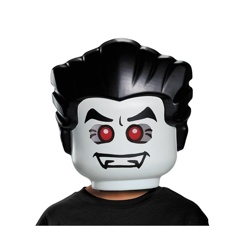 Kids Lego Vampire Halloween Mask Ebay