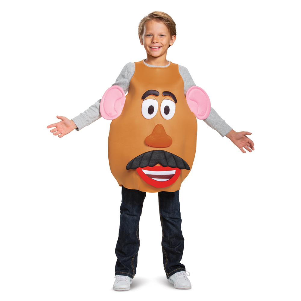 Details About Child Mrsmr Potato Head Deluxe Toy Story Costume