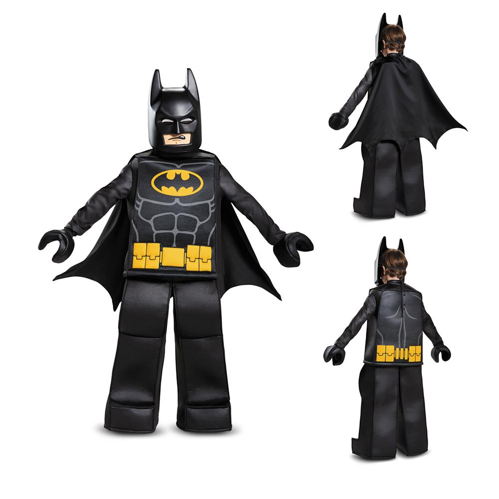 Boys LEGO Batman Movie Prestige Halloween Costume