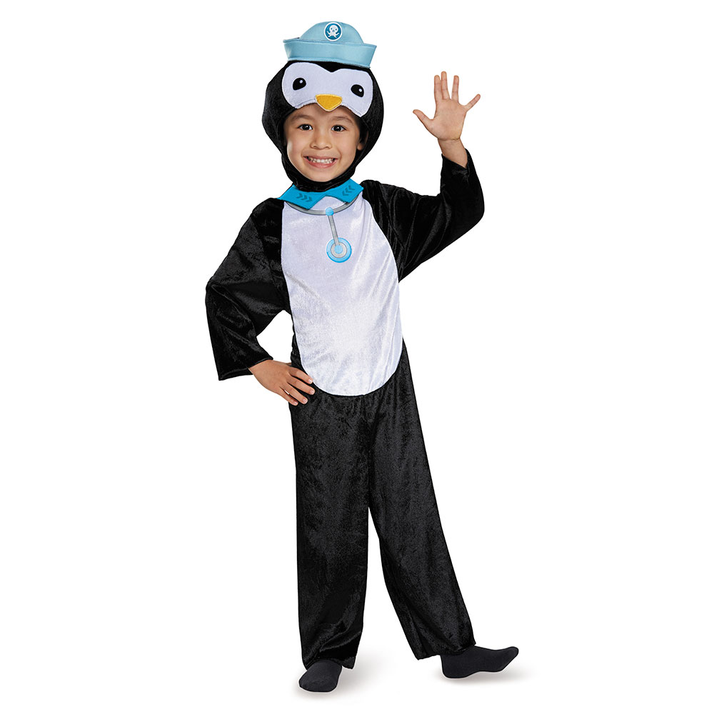 toddler octonauts peso penguin costume | ebay