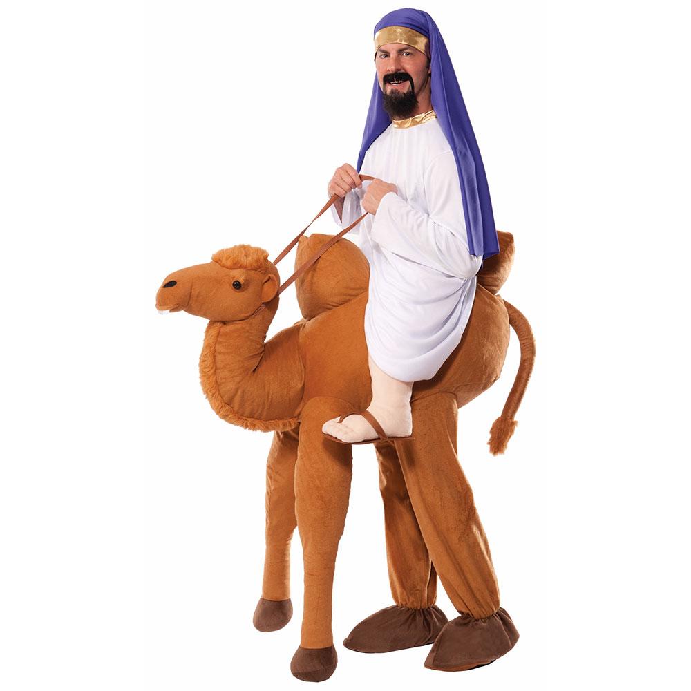 Adult Ride A Camel Arabian Halloween Costume | eBay