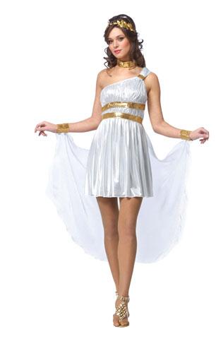 Womens Venus Roman Goddess Halloween Costume | eBay