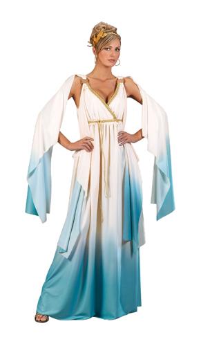 greek goddess adult womens halloween costume