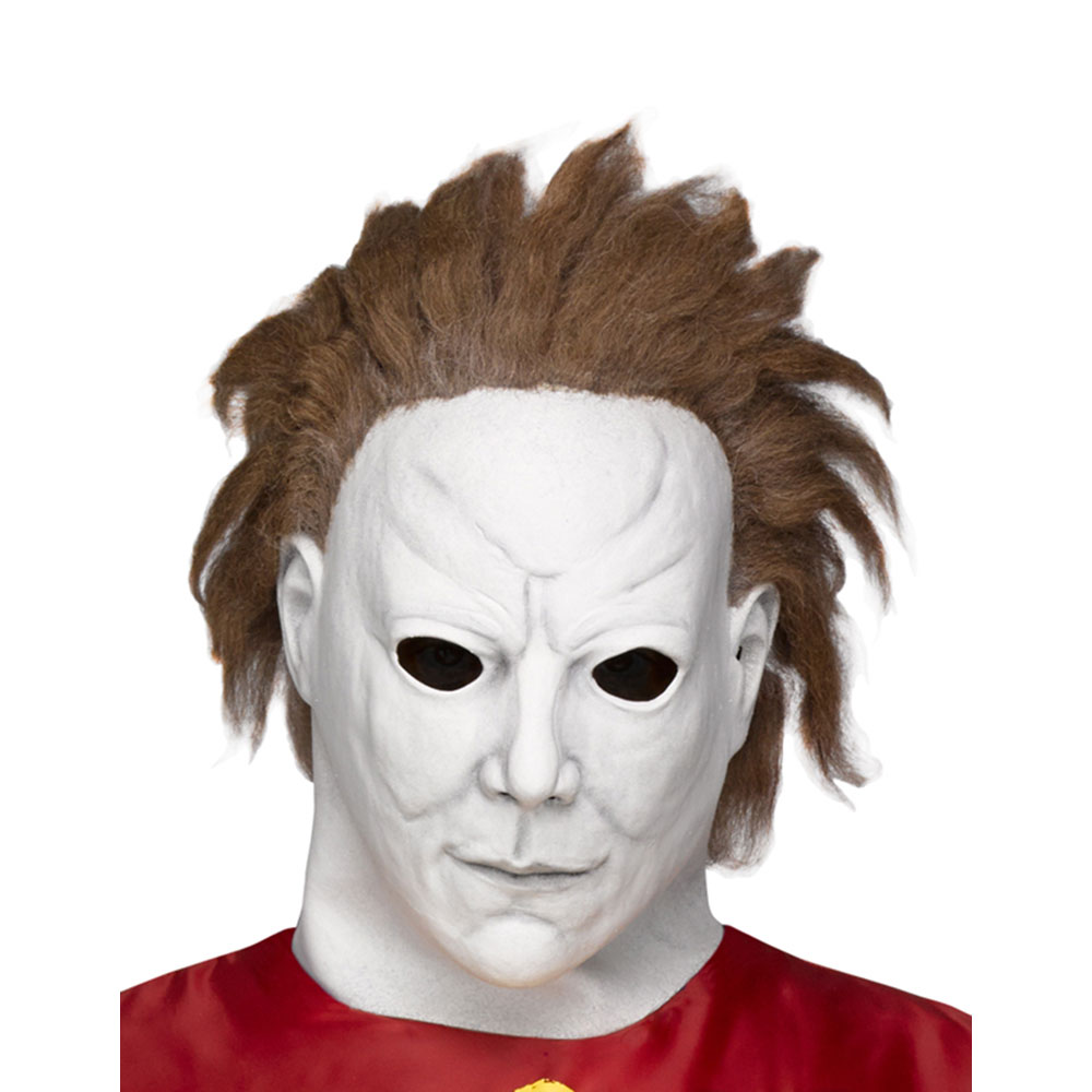 Michael Myers Mask Halloween 1.Details About Kids Michael Myers The Beginning Halloween Mask