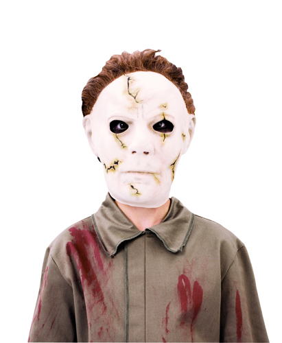 Rob Zombies Halloween Michael Myers Child Costume Mask | eBay