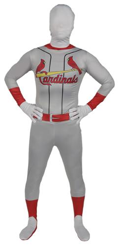 Men-039-s-St-Louis-Cardinals-Baseball-Costume-sz-Standard