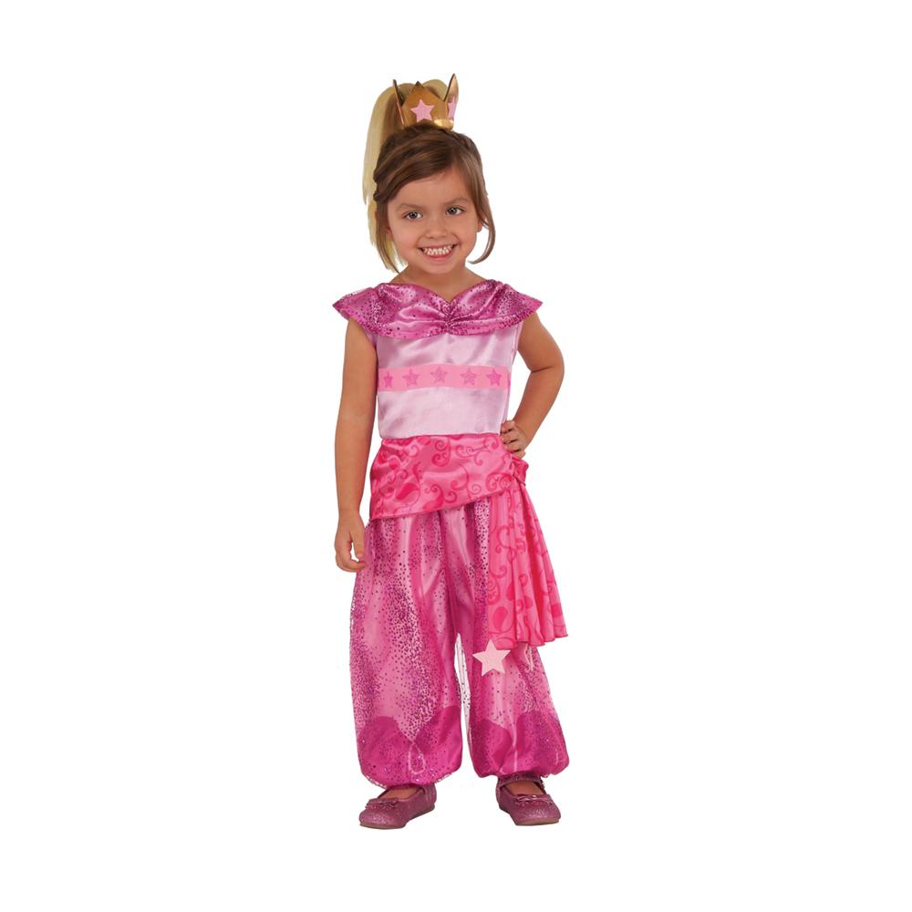 Girls Shimmer and Shine Genie Leah Costume | eBay Genie Girl Costume