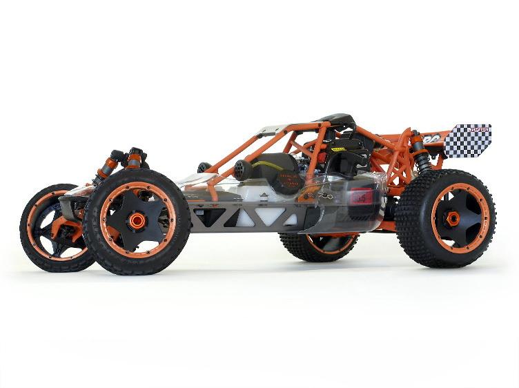 New 2012 King Motor Baja KSRC-002 1/5 Scale RC Gas Car 30