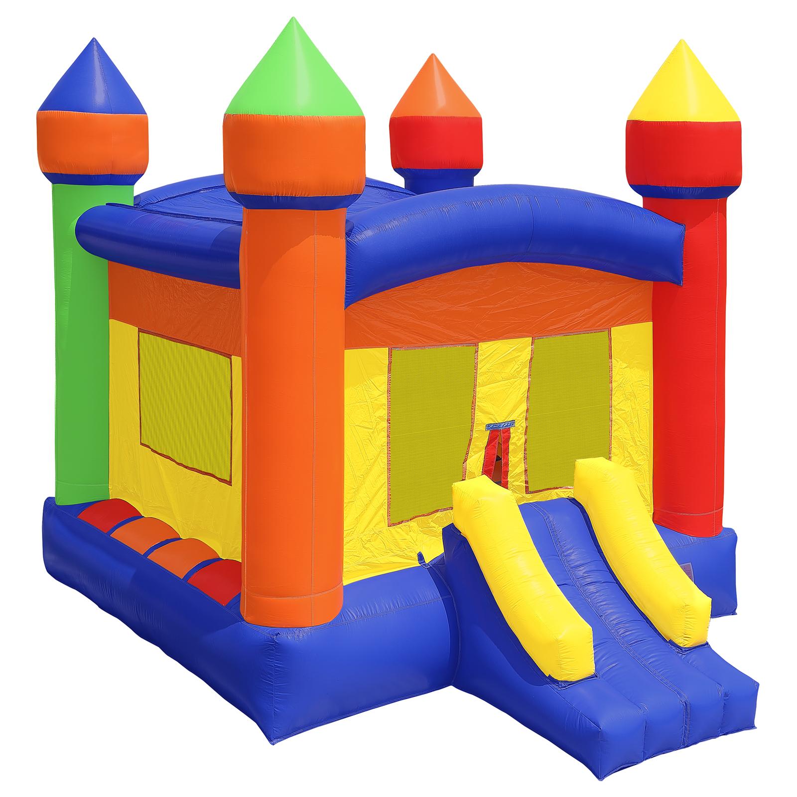 Commercial Grade 100% PVC Bounce House Castle Inflatable