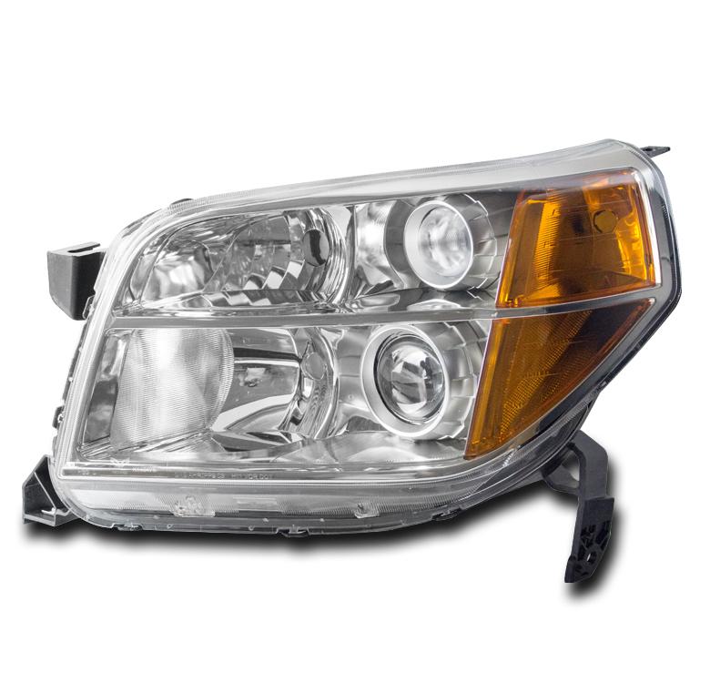 Fits Honda 06-08 PILOT Headlight Head Lamp UNIT LH Left Driver Side
