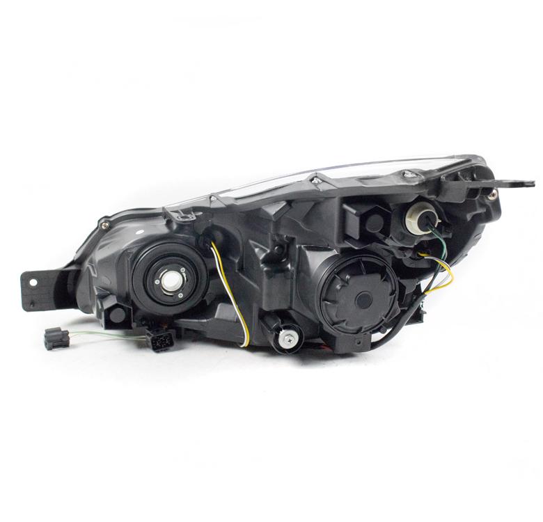 For 10 12 Subaru Legacy Outback Chrome Projector Headlight