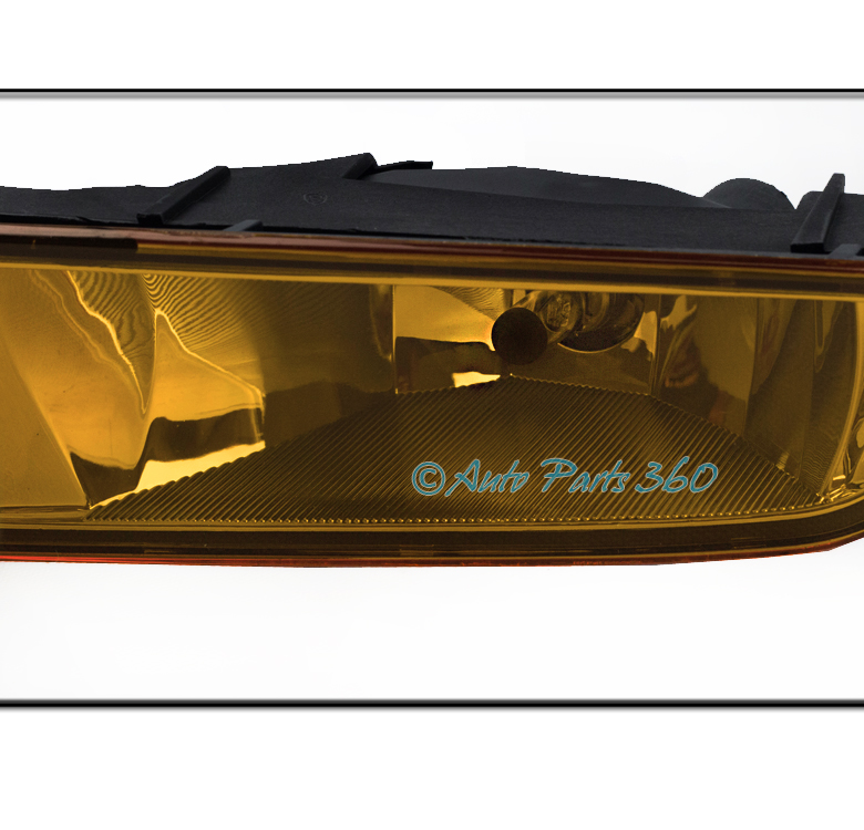 FOR 02-03 ACURA TL BUMPER DRIVING FOG LIGHTS LAMPS YELLOW