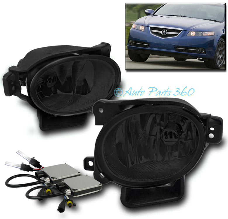 FOR 07-08 ACURA TL BASE TYPE-S BUMPER DRIVING FOG LIGHT