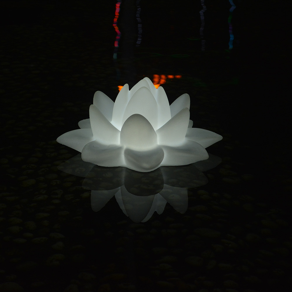 Modern home deluxe floating led glowing lotus flower winfrared modern home deluxe floating led glowing lotus flower winfrared remote control vandue izmirmasajfo