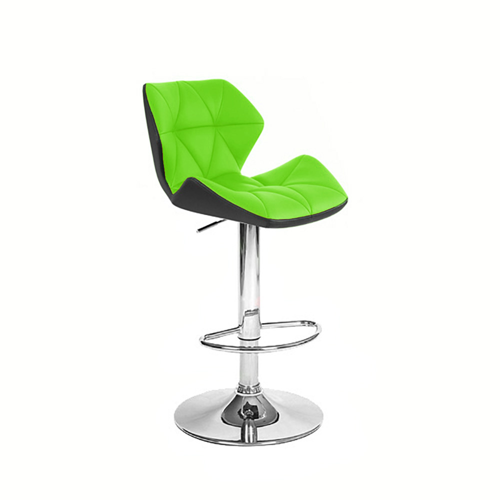 100 green bar stool bs06 low bar stool green set of 2 suchp
