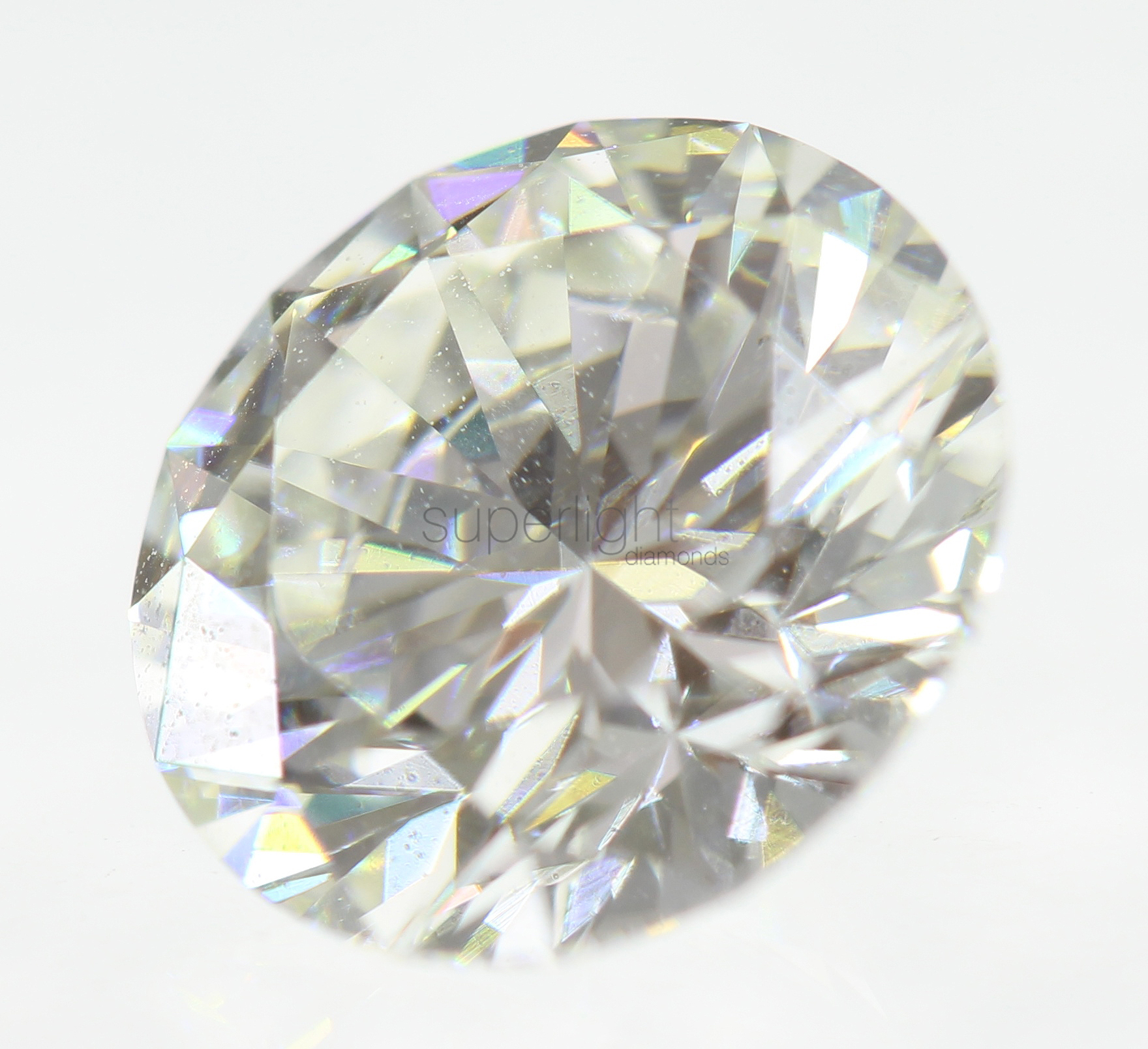 GIA Cert 1 04 Carat J Color VS2 Round Brilliant Loose