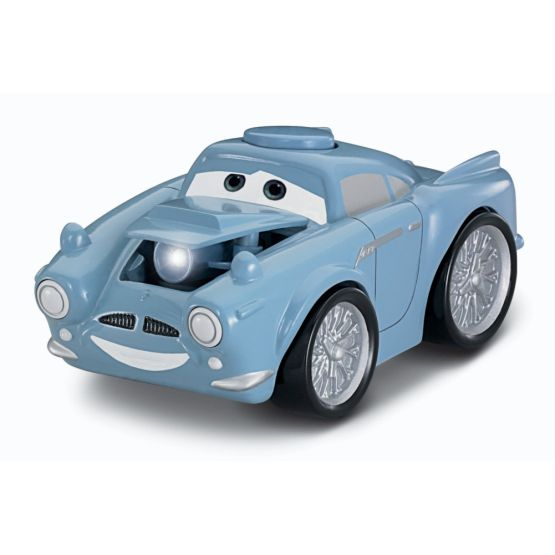 Disney Cars Finn McMissile Light Talking Flashlight Car