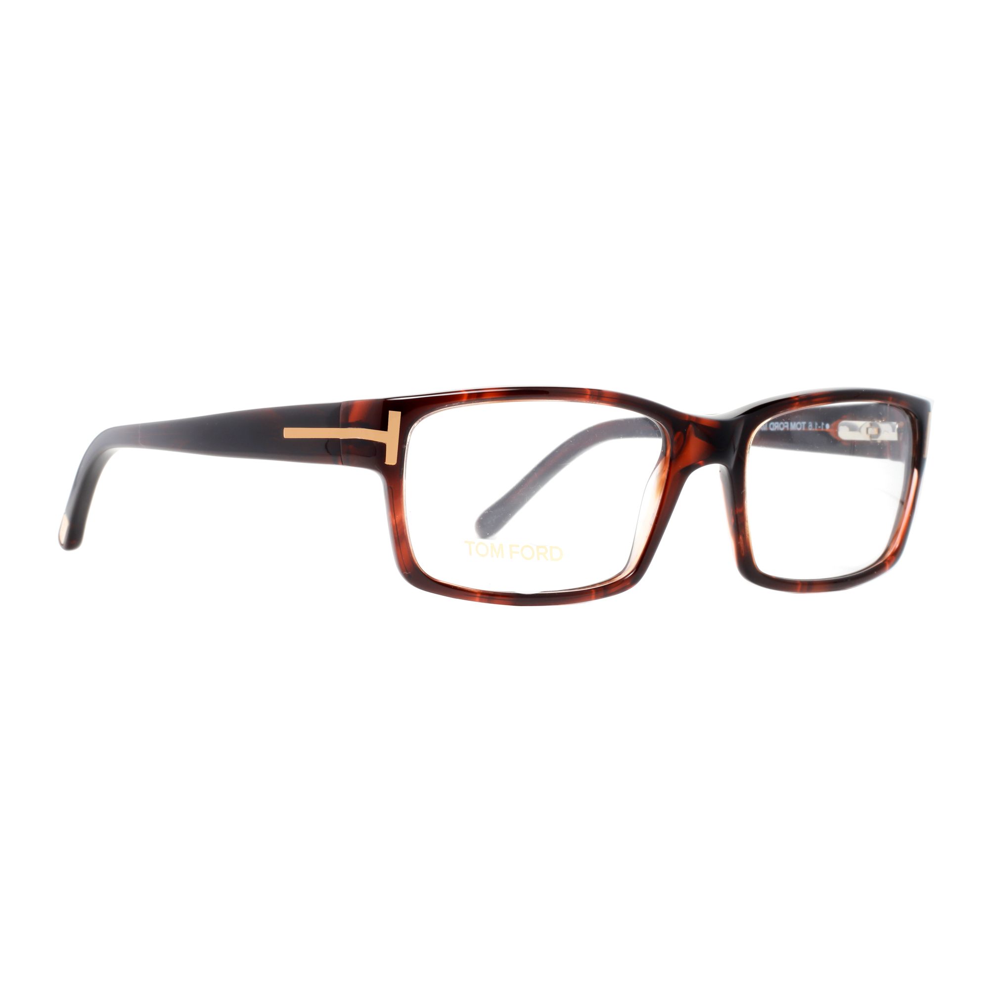 tom ford tf 5013 v 052 54mm wide shiny brown
