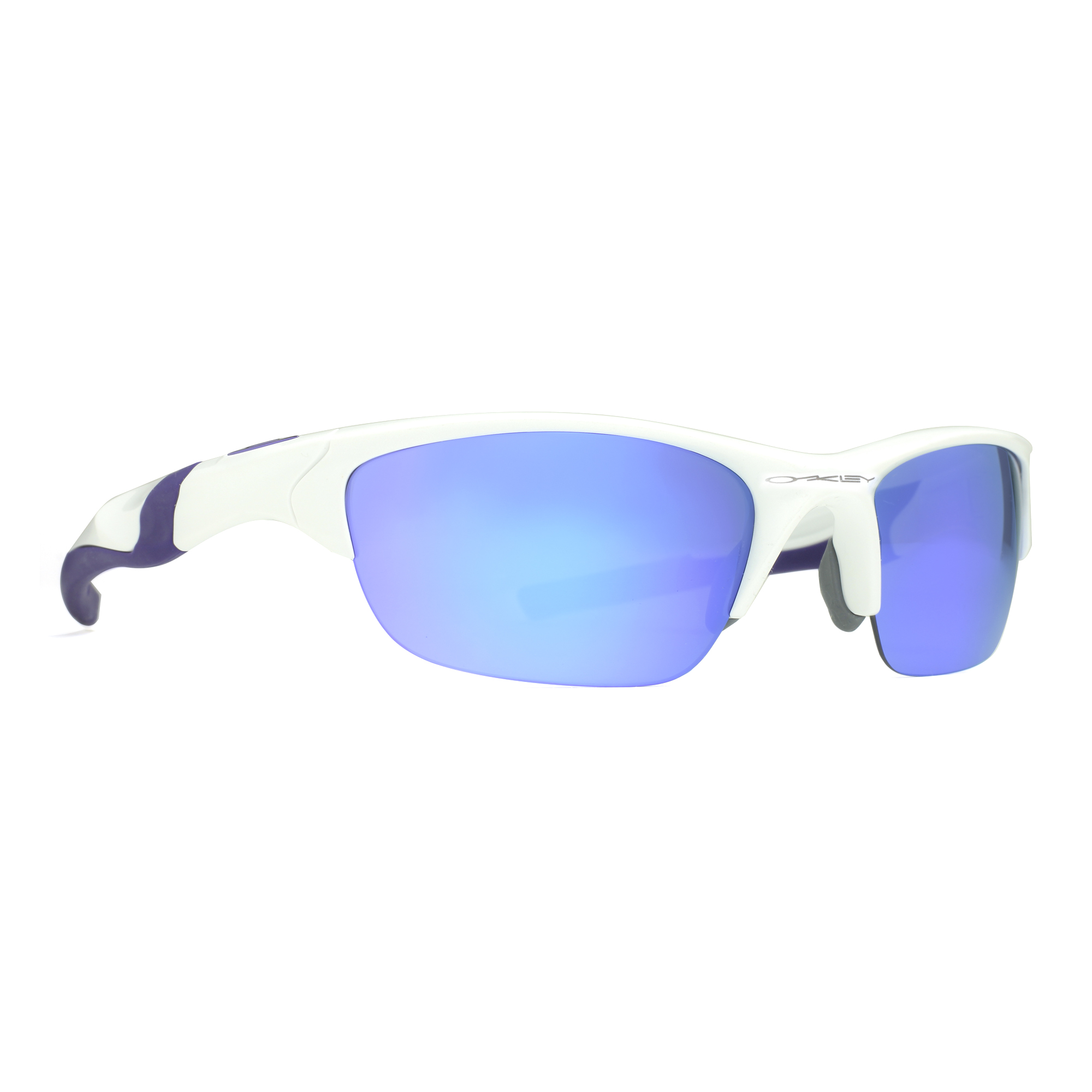 Oakley Half Jacket 2.0 Iridium Lens Sport Sunglasses   eBay