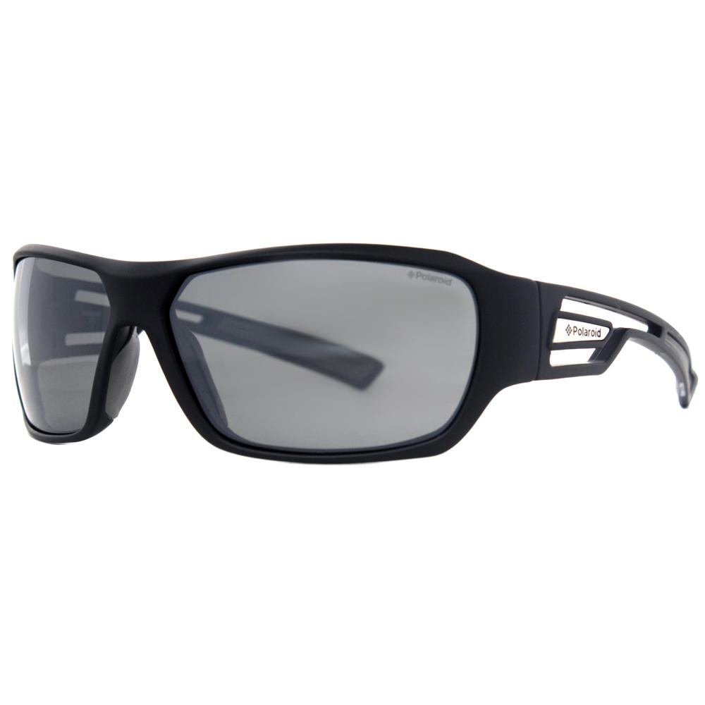 mens polarized sunglasses 39vt  Polaroid P 7411a KIH JB Carbon Fiber Pattern Black Men's Polarized  Sunglasses