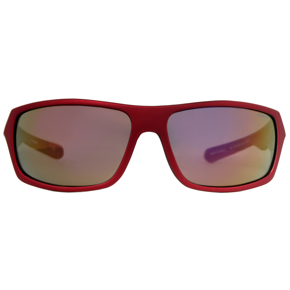 dbcc96f1dd3 Polaroid Men s Polarized Feather Weight Sport Sunglasses