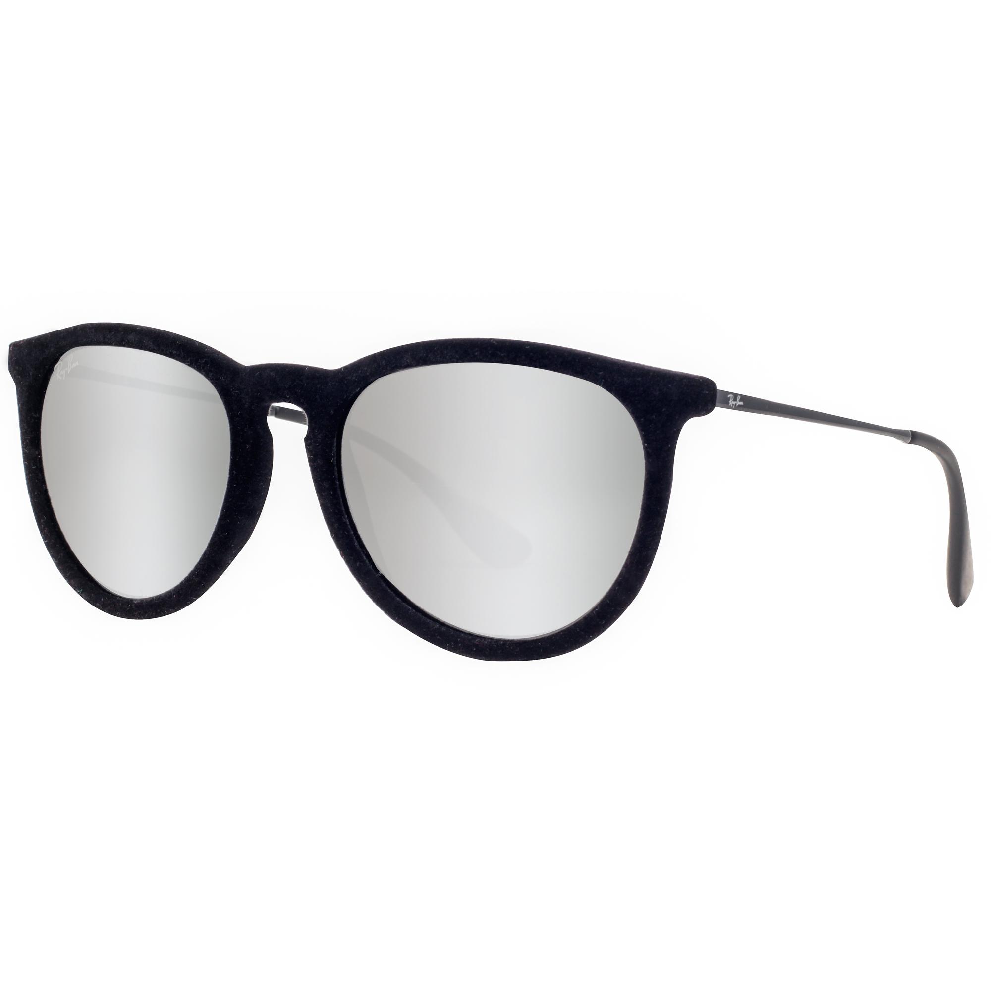 6075/6G Velvet Black/Silver Mirror