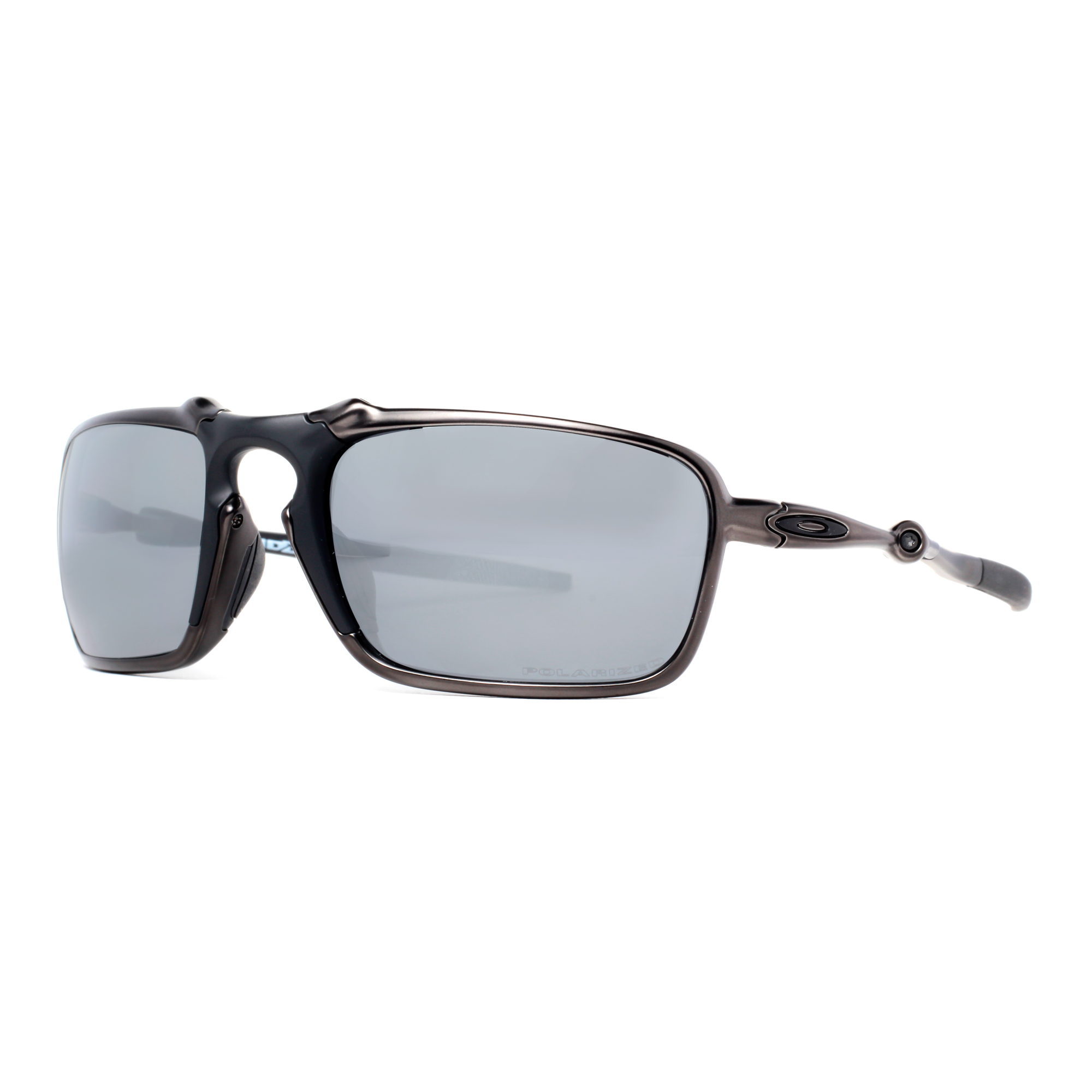 7fa856ab216 Oakley Badman Polarized Sunglasses