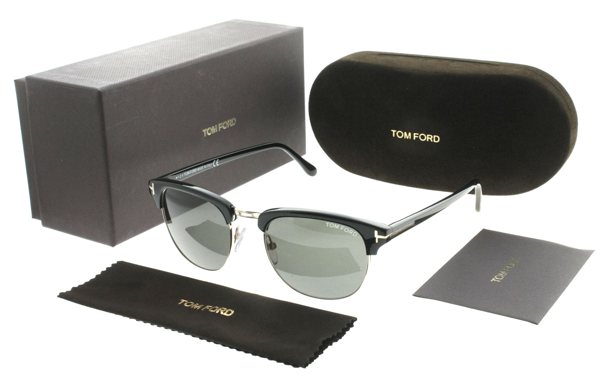 8b879270c0 Tom Ford Henry Sunglasses Amazon
