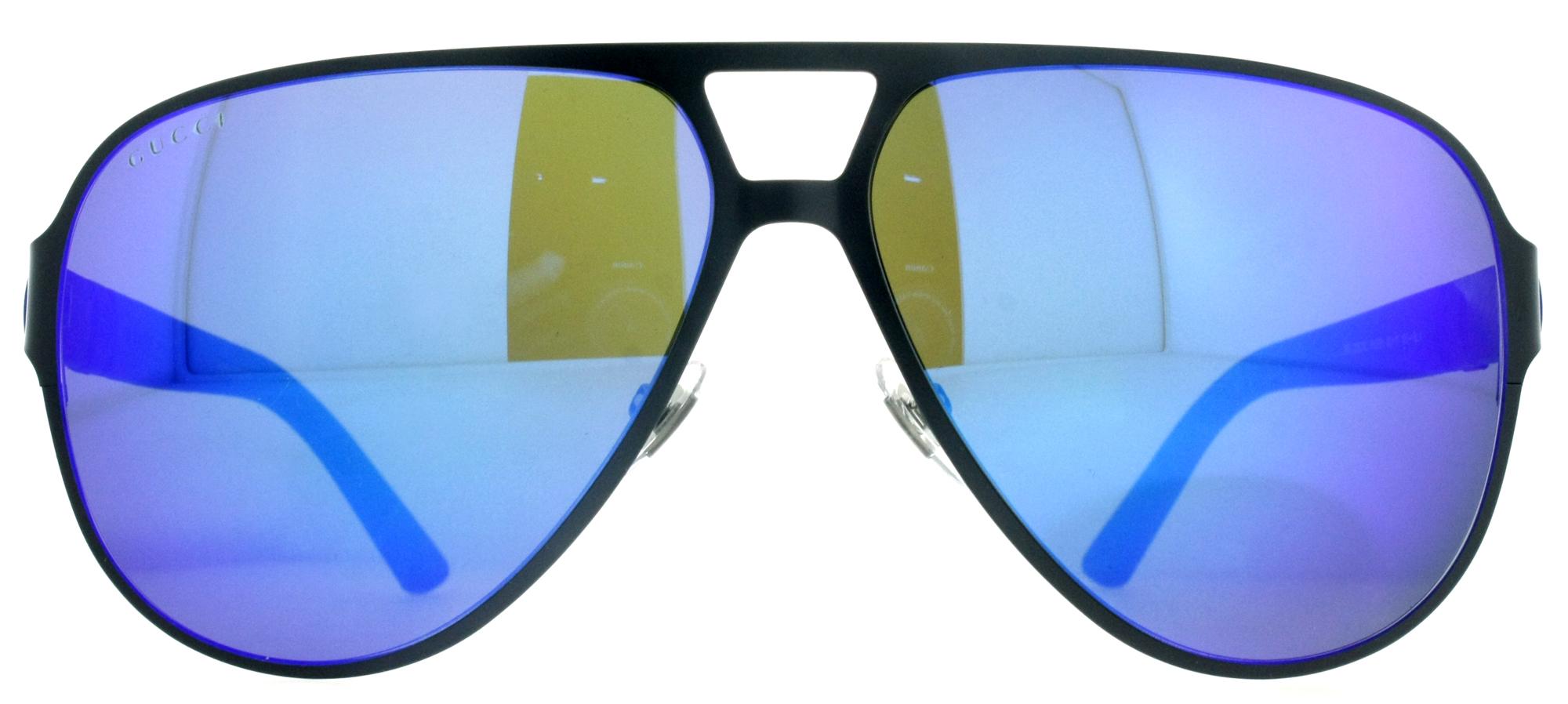 28cf415e02e Gucci Mens Aviator Sunglasses Gg 2252 S – McAllister Technical Services