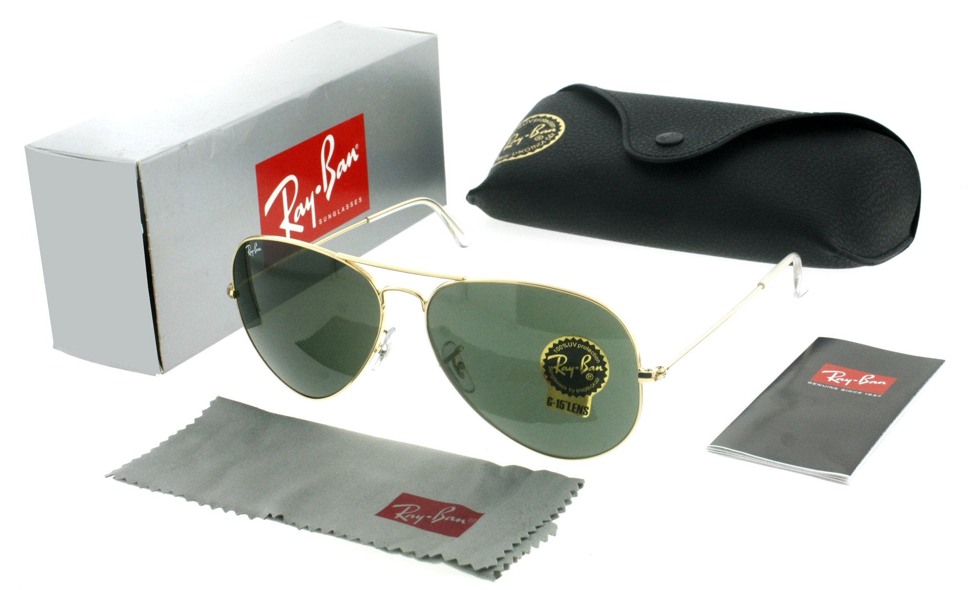 14c990a681a Ray Ban Rb3026 L2846 62mm