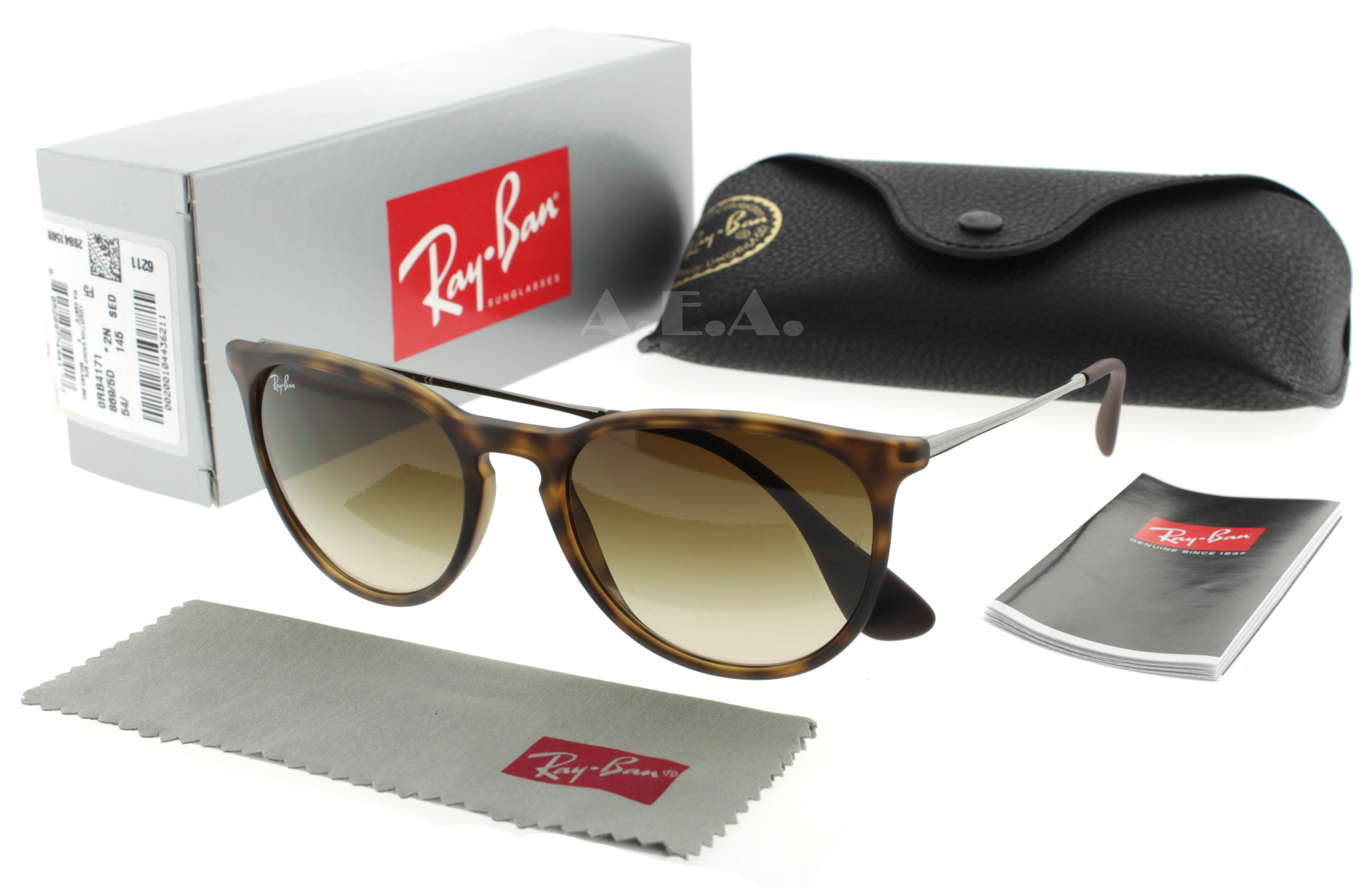 996af137c14a Ray Ban Erika Sunglasses Ebay