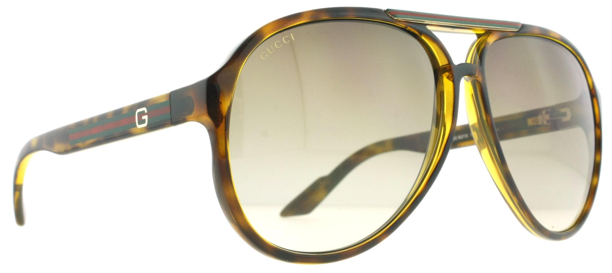 9b5de6ff44cc ... www.semadatacoop.org. Gucci GG 1627 S 7911W Havana GG1627 S Aviator  Unisex Sunglasses