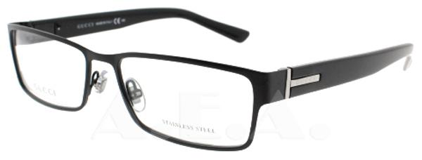95abf76053 Gucci GG 1954 M7A Semi Matte Black Eyeglasses