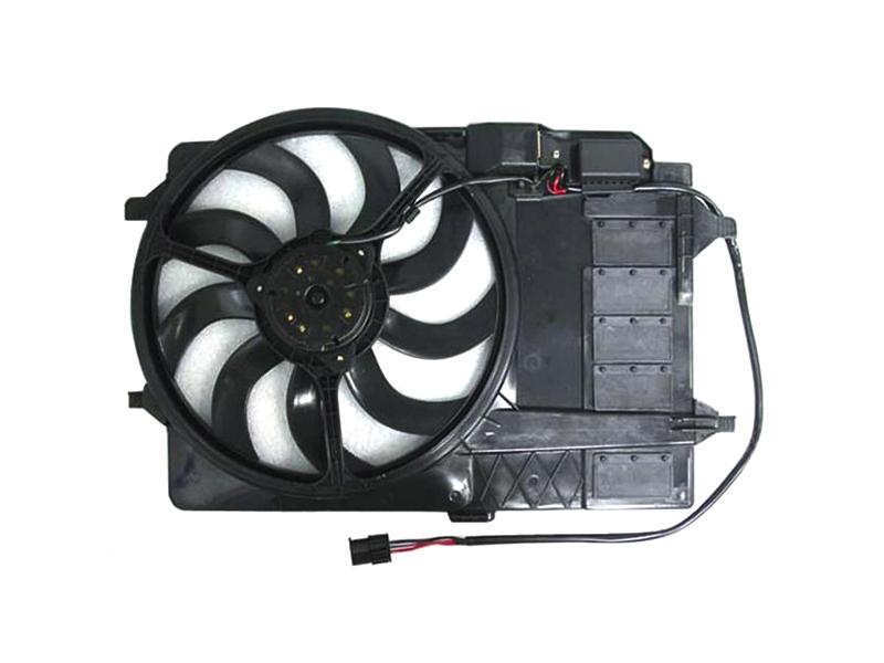 mini cooper 03 04 05 06 07 radiator cooling fan shroud ebay. Black Bedroom Furniture Sets. Home Design Ideas