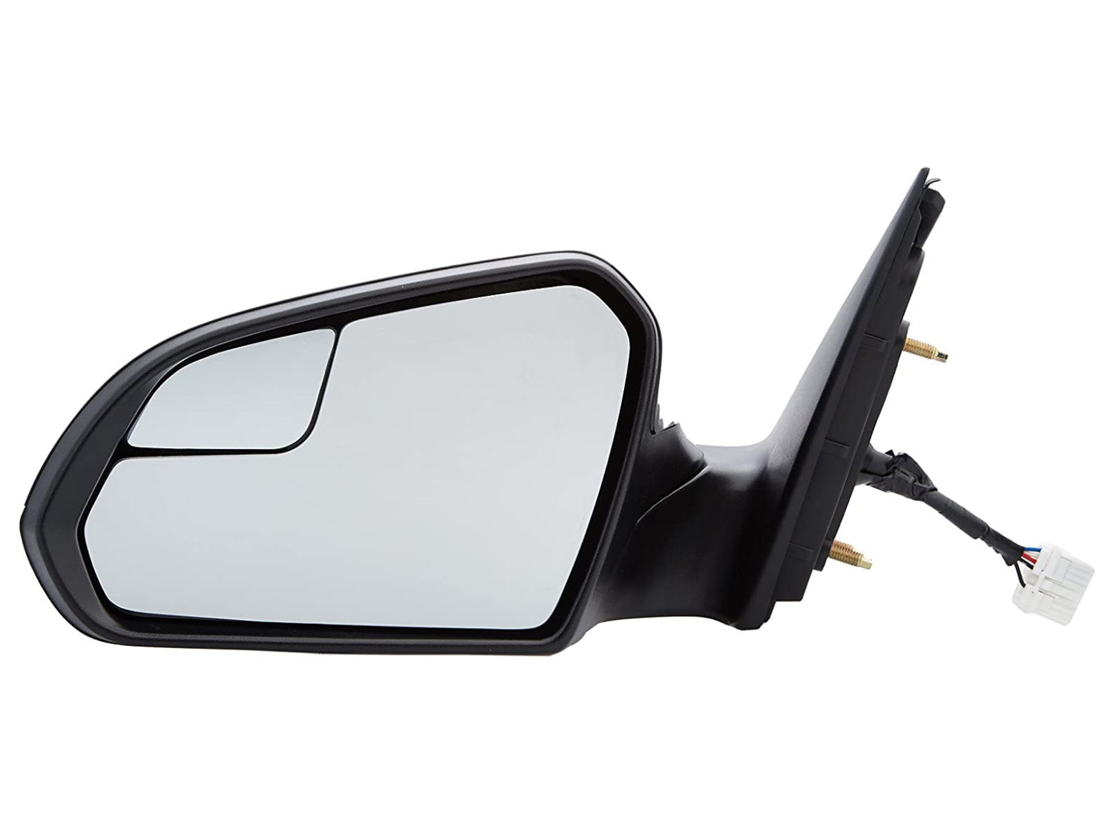 Pair Side Mirror Glass with Bases Set for 15-19 Hyundai Sonata Heated