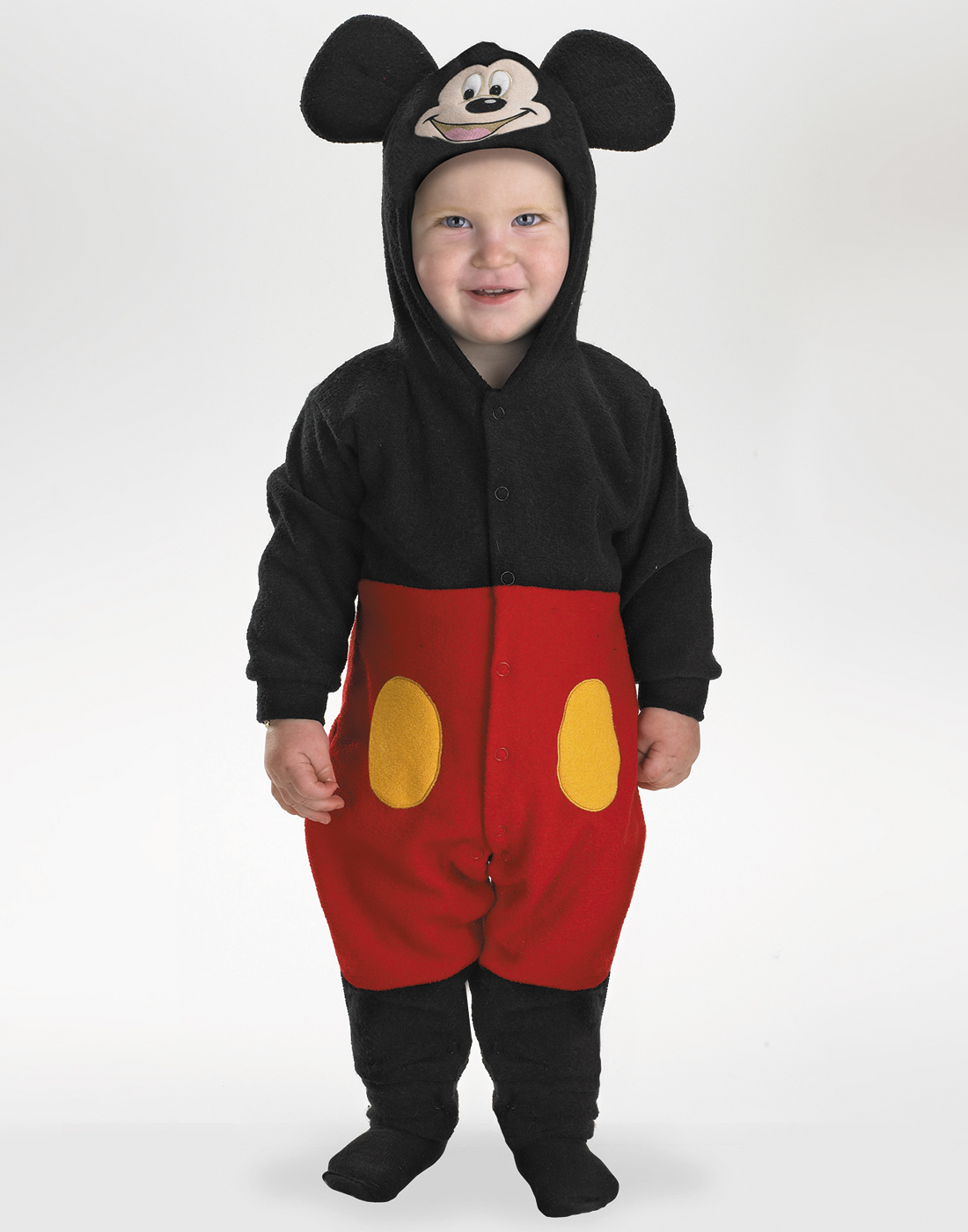 Mickey Mouse Disney Baby Party Costume Infant (12-18 Mths)  0b3f21e3eaba