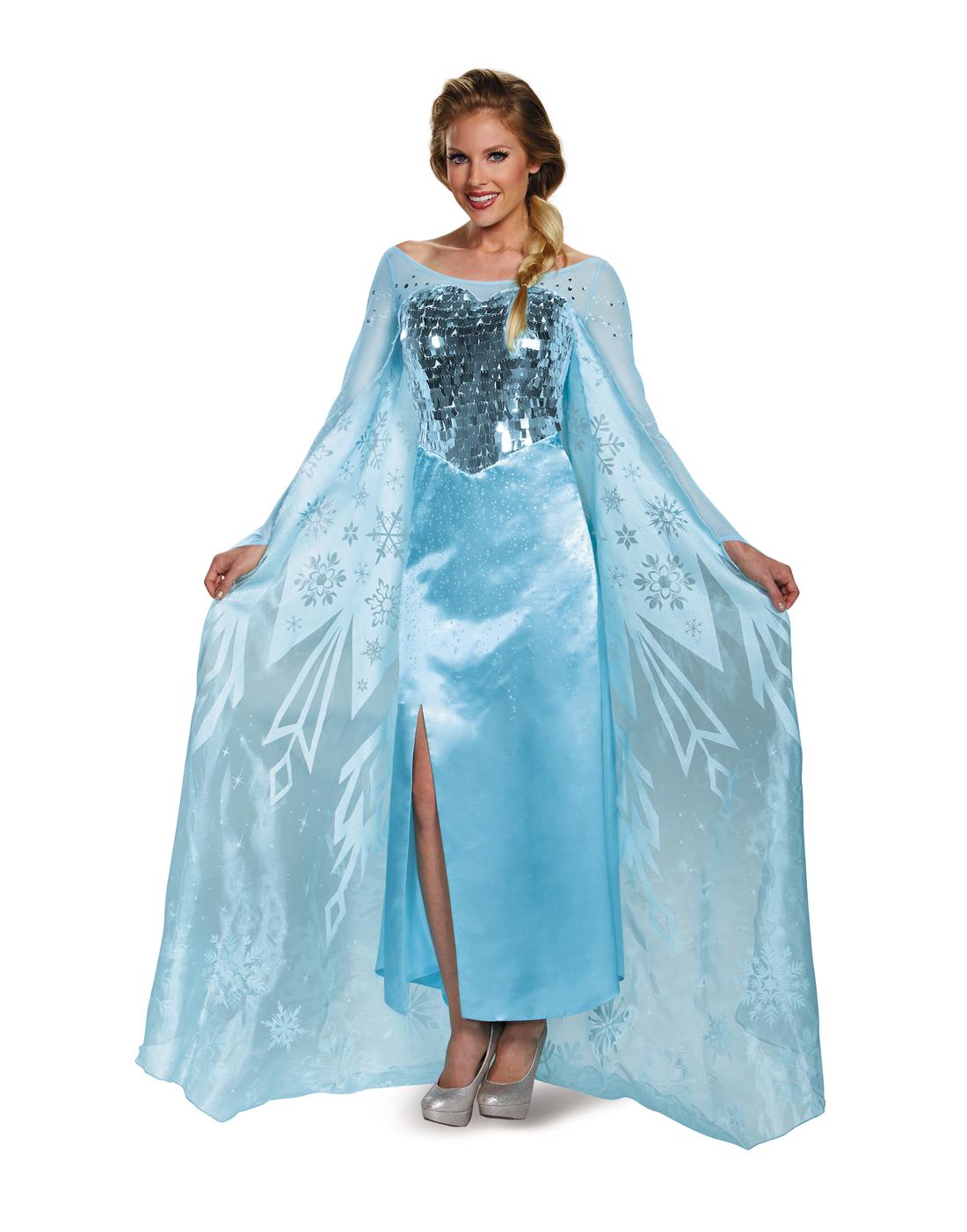ebay elsa kostüm damen