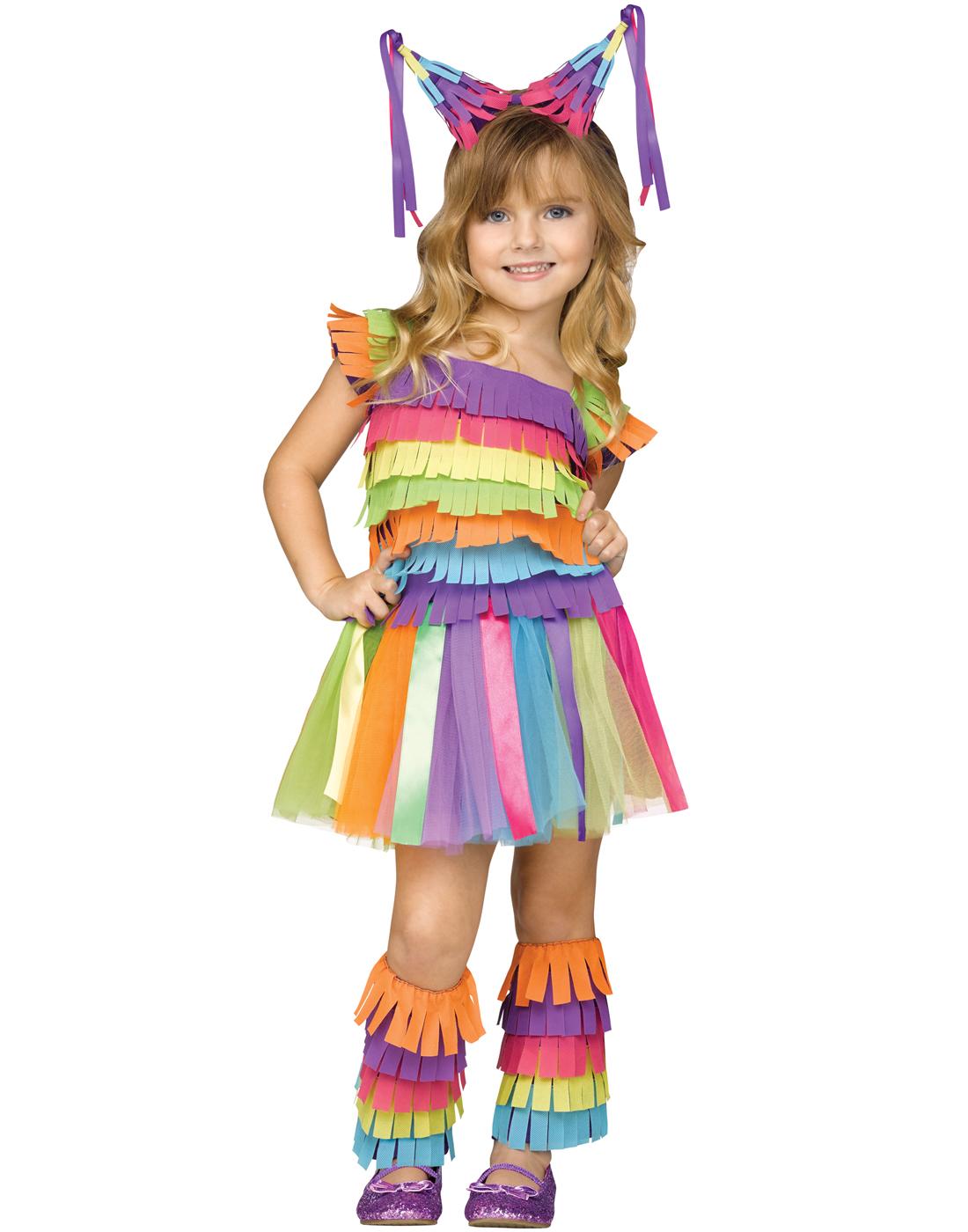 party pinata toddler viva pinata girls halloween party costume | ebay