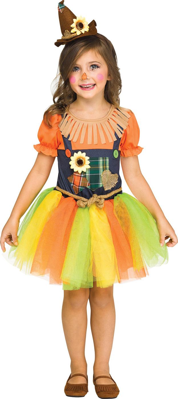Scarecrow of Oz Toddler Costume