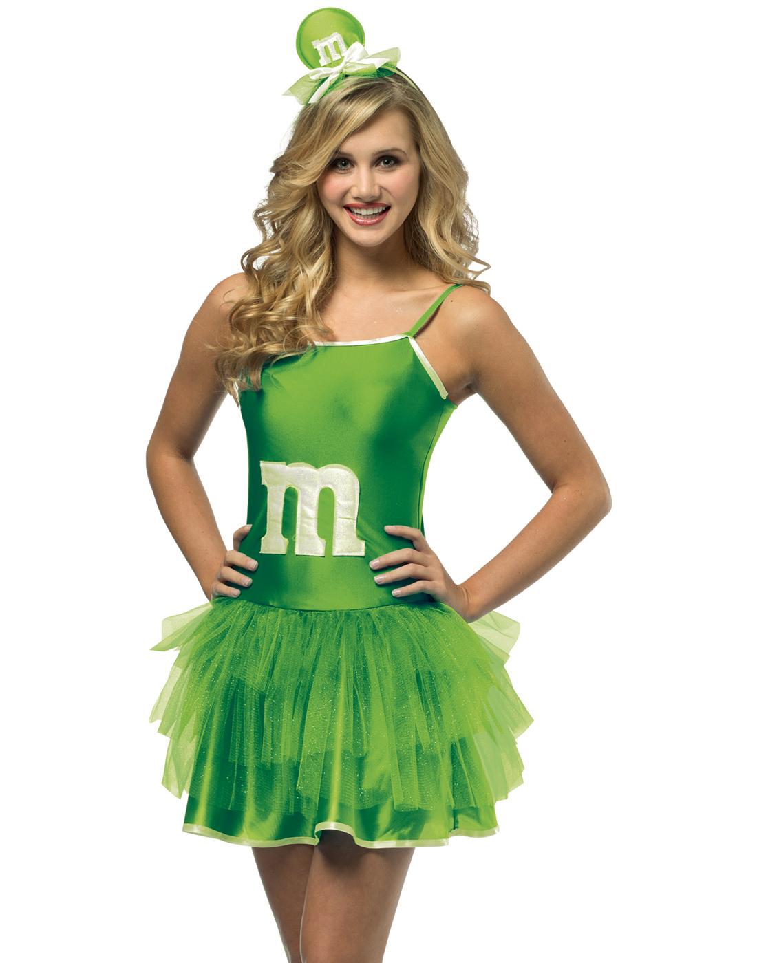 ordina online carino di buona qualità M&M Sassy Green Mini Tutu Teen Dress Up Girls Costume teen ...