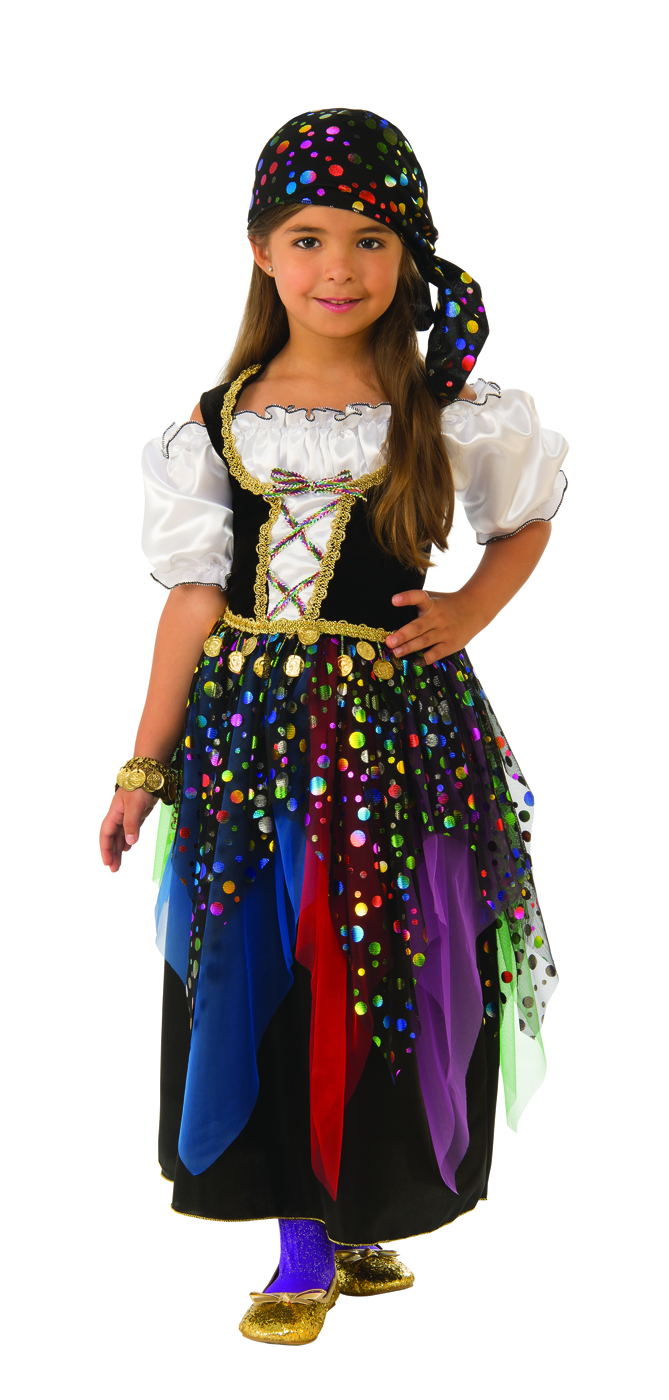 Costume Halloween Esmeralda.Details About Gypsy Fortune Teller Girls Esmeralda Renaissance Halloween Costume