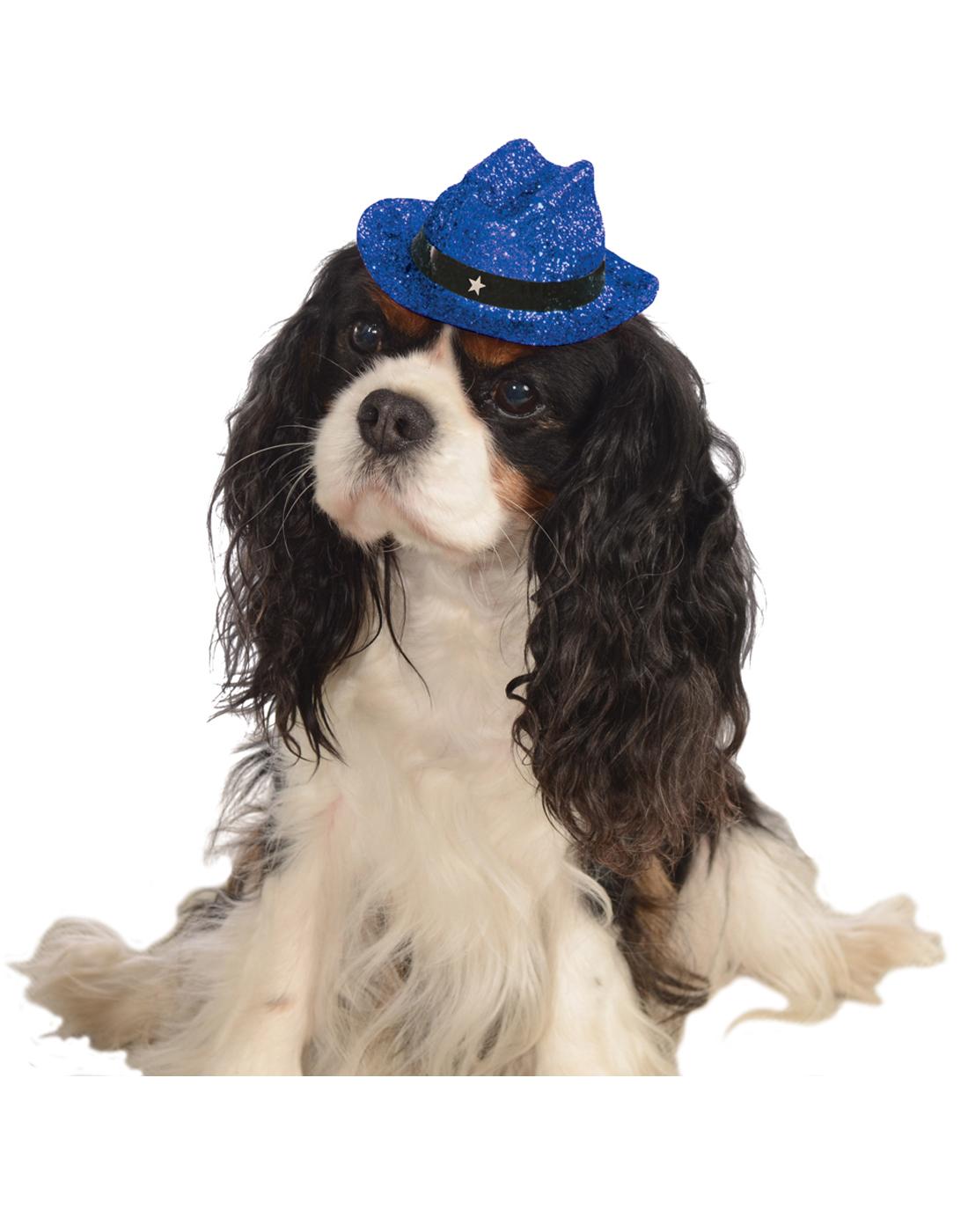 Pet Cowboy Hat Dog Costume Brown Sheriff Western Halloween Puppy ...