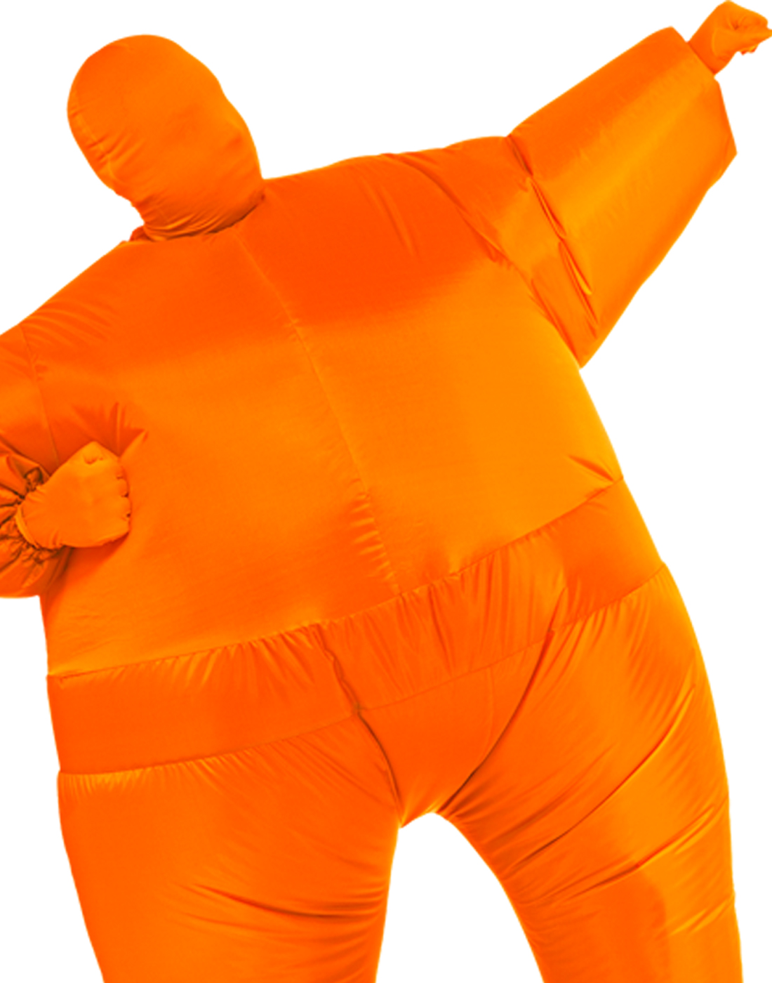 Orange Inflatable Mens Costume STD  sc 1 st  eBay : inflatable man costume  - Germanpascual.Com