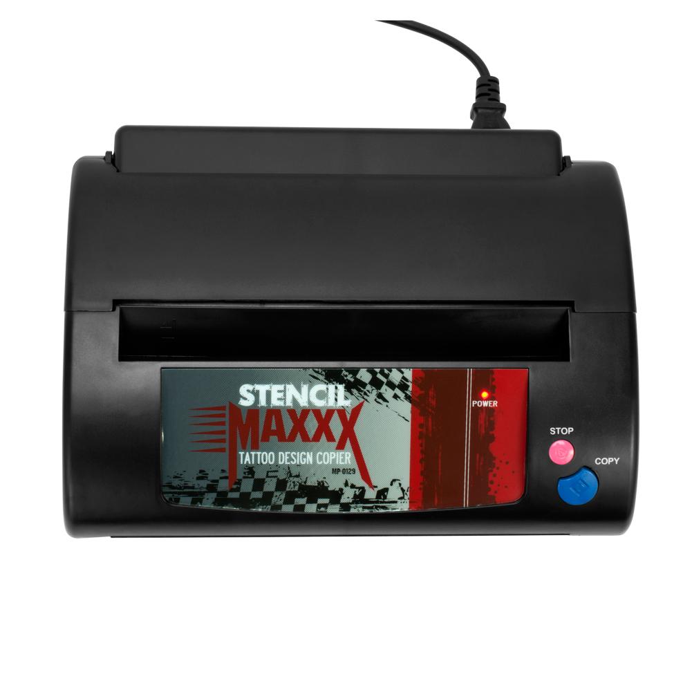 tattoo template generator - tattoo stencil maker copier hectograph transfer thermal