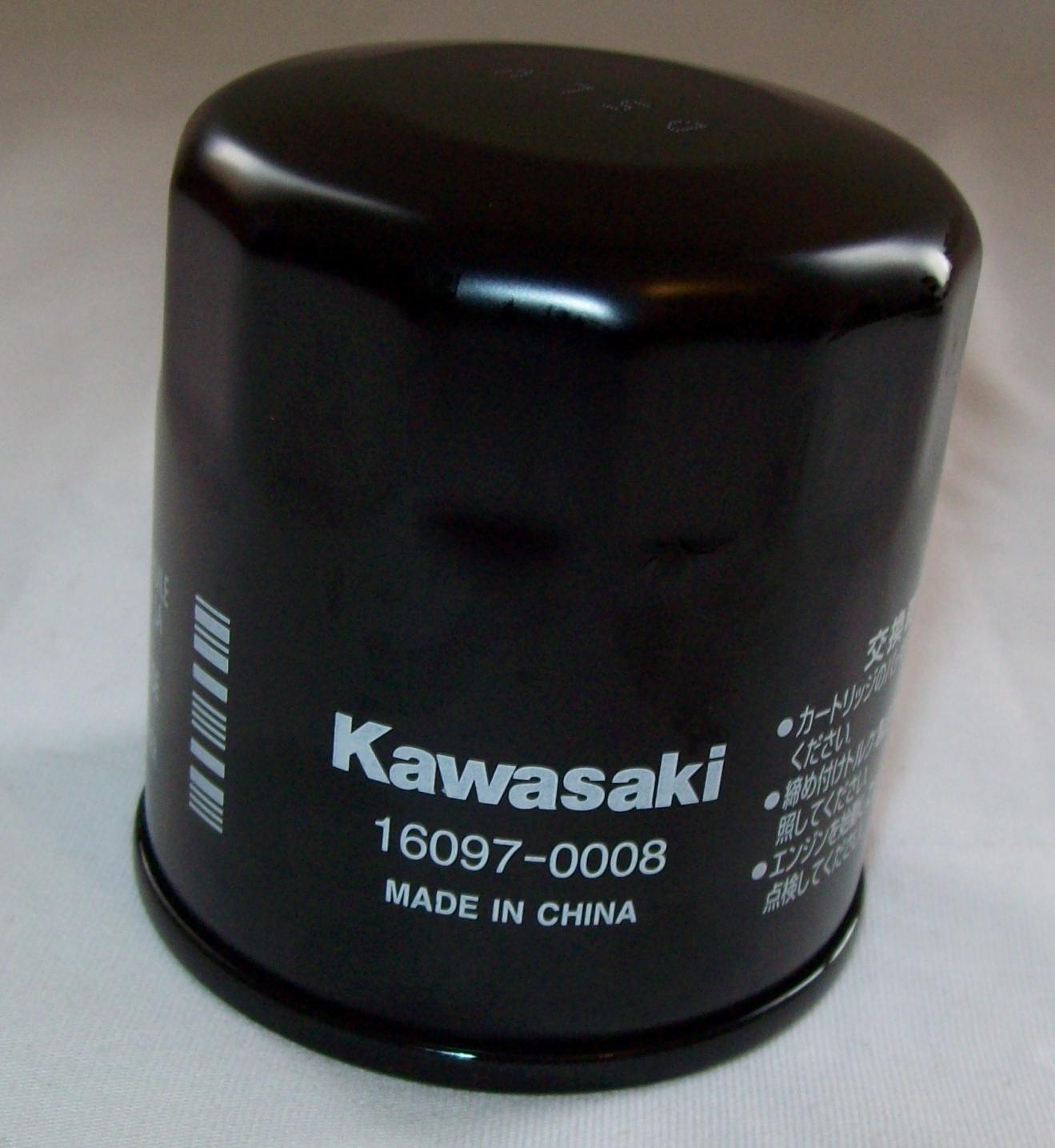 oem oil filter filters 5 pack kawasaki motorcycle atv mule. Black Bedroom Furniture Sets. Home Design Ideas