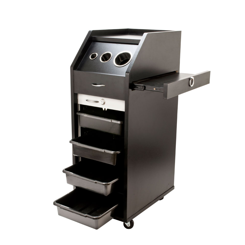 Manufacturer direct pricing on salon carts and trolleys by Minerva Beauty. Choose from a large variety of styles and colors. Shop now!