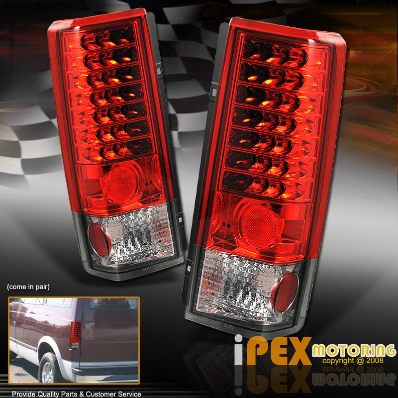 Astrosafari Com Led Taillights