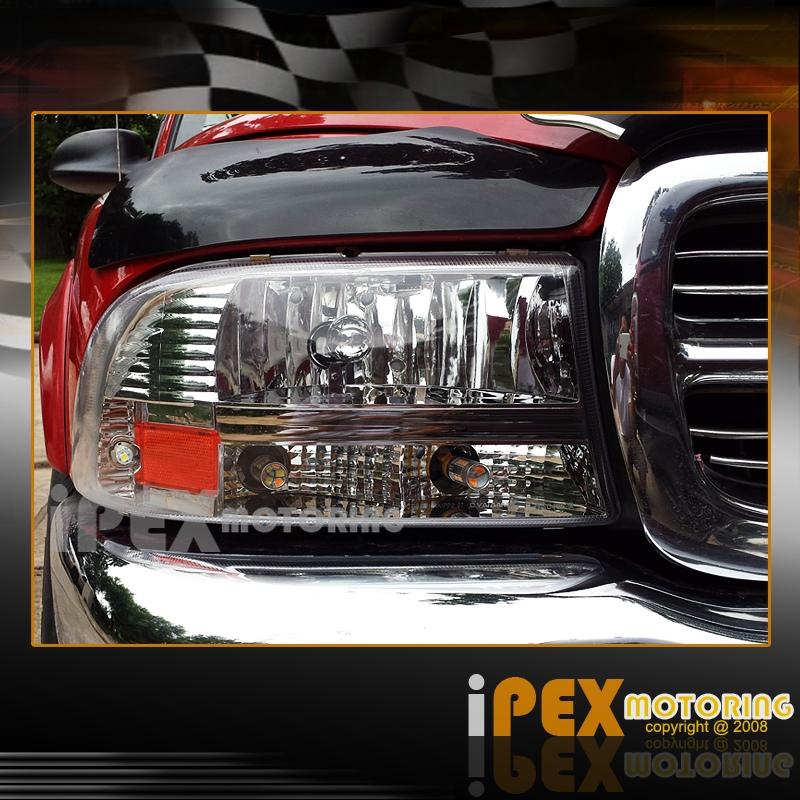 Lh Dak Abm E Sam on Dodge Dakota Headlights