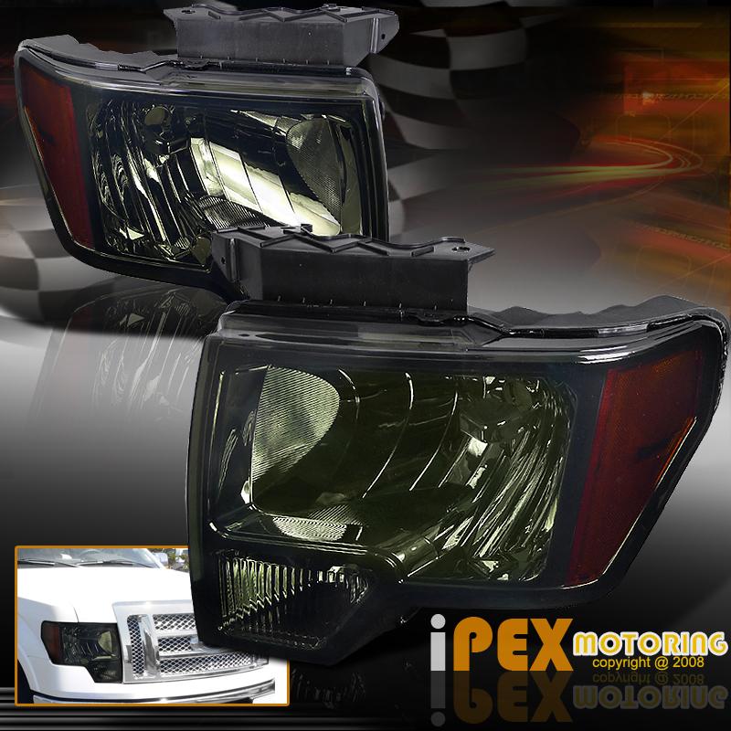 Ford 2013 F 150 Fx4 Headlights