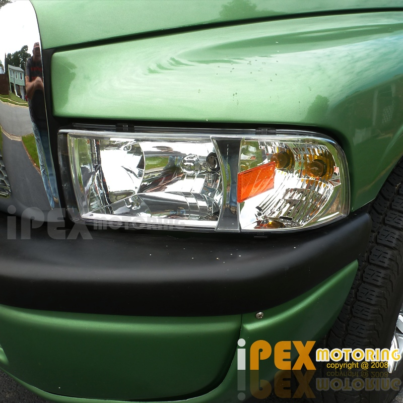 2001 Dodge Ram 2500 Headlight Wiring Diagram